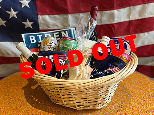 Biden Baskets are sold out