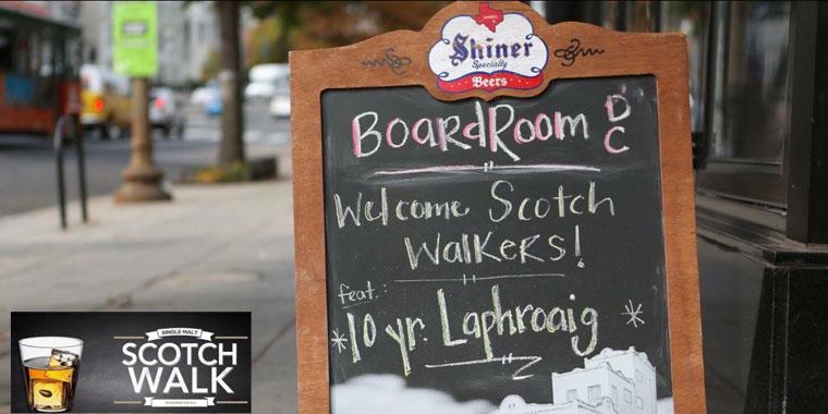 Scotch Walk DC