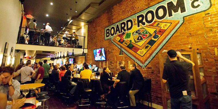 Board Room Happy Hour